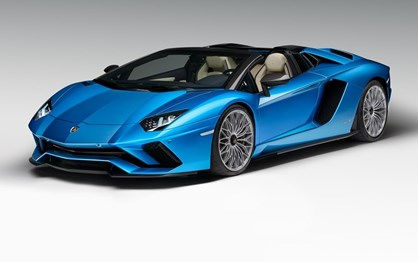 Lamborghini Aventador S Roadster já foi revelado e custa 313 mil euros