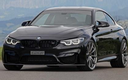 Dahler criou BMW M4 com 540 cv