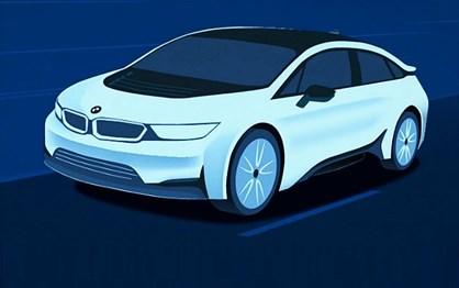 BMW mostrou-nos a sua berlina eléctrica i5 antes de tempo…