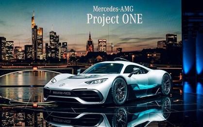 Mercedes-AMG revela por fim o F1 para a estrada. Eis o Project ONE!