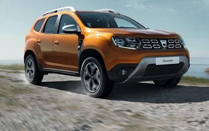 Os segredos do novo Dacia Duster