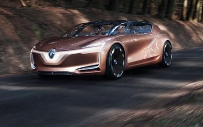 Renault Symbioz junta a mobilidade autónoma à gestão eléctrica do lar