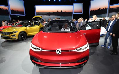 VW actualizou o I.D. Crozz e anunciou mega investimento!