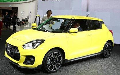 Suzuki Swift Sport: Mais leve e mais agressivo