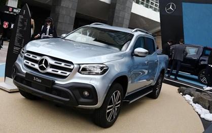 """Executivo da BMW apelida pick-up da Mercedes de… """"terrível""""!"""