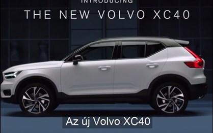 """Volvo deixou """"fugir"""" o XC40 uma semana antes!..."""