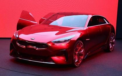 Kia Proceed Concept brilhou no Salão de Frankfurt