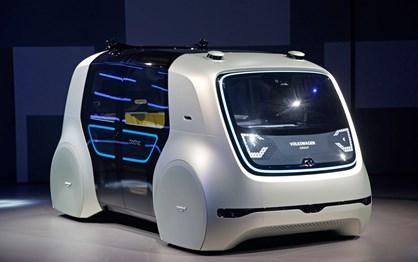 Grupo VW anuncia carros totalmente autónomos já para 2021!