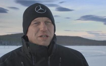 Project Cars levou Mercedes e irmão de Lewis Hamilton para o gelo