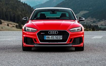 Versões Carbon Edition do Audi RS5 e RS4 poupam até 80 kg
