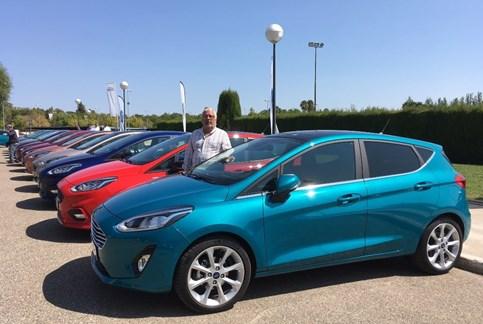 Já guiámos os novos membros da família Ford Fiesta