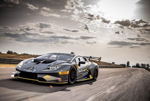 Veja em acção o muito agressivo Lamborghini Huracan de troféu!