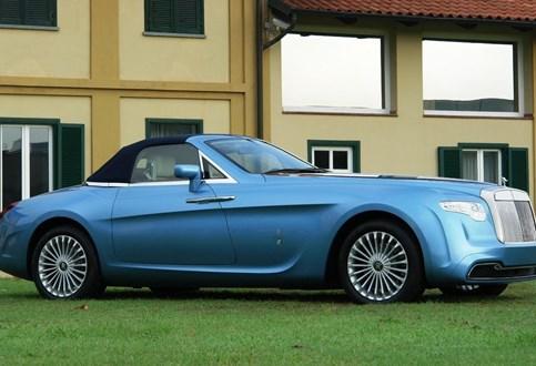 """O """"Rolls"""" exclusivo que tem tirado milhões a milionários!"""