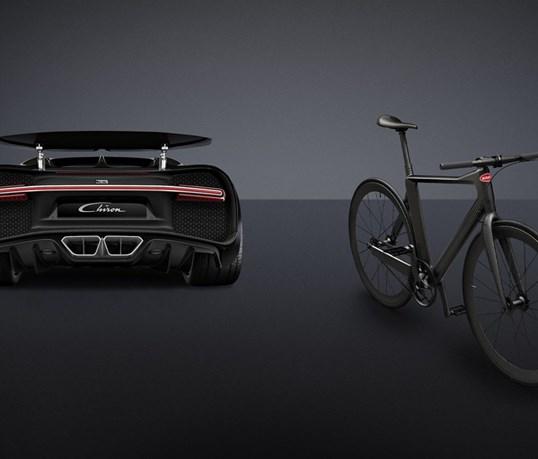 As fabricantes automóveis também fazem bicicletas…