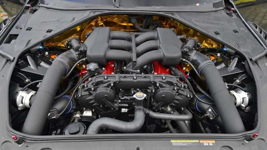 Nissan Gt R De 1100 Cv Quer Ser O Novo Rei Do Nurburgring