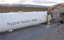 Virgin junta-se ao Hyperloop One
