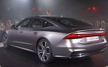 """Audi A7 Sportback é o """"tiro de partida"""" para um 2018… de loucos!"""