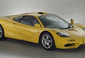 McLaren F1 de 1997 só fez 239 km e custa 17 milhões