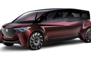 Toyota vai mostrar monovolume do futuro em Tóquio