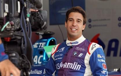 BMW confirma Félix da Costa como seu piloto oficial na Fórmula E