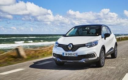 Renault pensa num Grand Captur