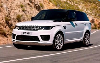 Maior novidade do novo Range Rover Sport? Ganhou versão híbrida!