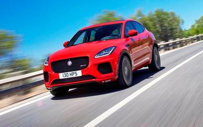 Jaguar E-Pace chega em Dezembro