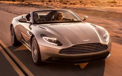 Aston Martin DB11 já tem versão Volante