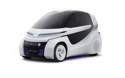 Concept i-Ride antecipa ajuda a pessoas de mobilidade reduzida