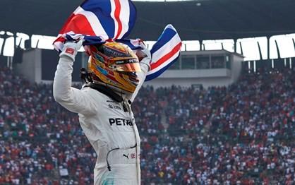 """G.P. México: Verstappen deu """"show"""" mas o """"tetra"""" é de Hamilton!"""