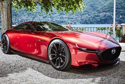 Mazda pode ressuscitar o motor rotativo