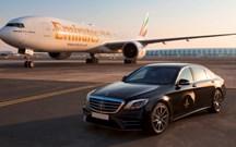 Primeira Classe da Emirates tem a qualidade de um Mercedes Classe S