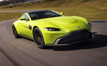 Novo Aston Martin Vantage: 510 cv e look à imagem de... James Bond!