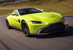 Novo Aston Martin Vantage: 510 cv e look à imagem de... James Bond!