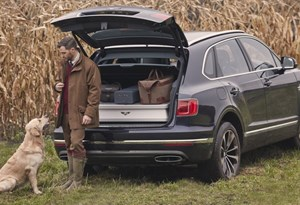 Mulliner fez um Bentley Bentayga à medida dos caçadores