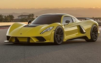 Eis o Venom F5 que vai envergonhar Bugatti e Koenigsegg!