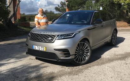 "Range Rover Velar D300: já guiámos o ""First Edition"" de 300 cv"