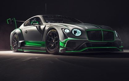 "Continental GT3 é a nova ""bomba"" da Bentley para as pistas"