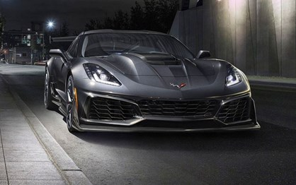 Novo ZR1 tem 755 cv e é o Corvette mais rápido de sempre!