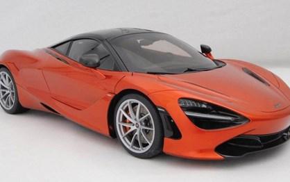 Este McLaren 720S em miniatura começa nos 6.300 euros…