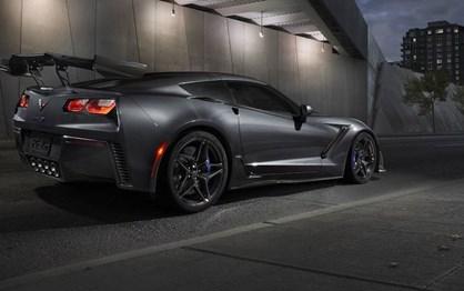 """Novo Corvette ZR1 já """"quer ir"""" para o Nürburgring!"""
