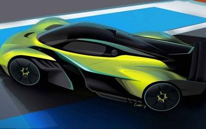 "Aston Martin Valkyrie ""só para pistas"" está mesmo perto de um F1"