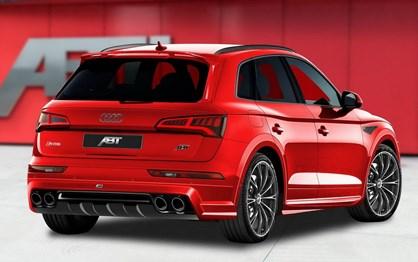 """ABT """"tratou"""" o Audi SQ5 e deu-lhe 425 cv"""