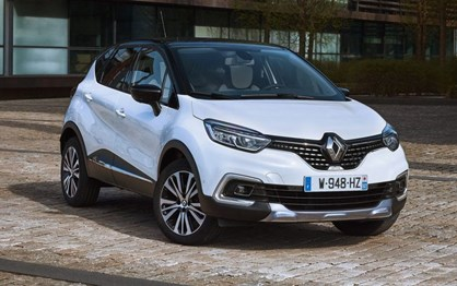 Renault Captur ganha versão requintada INITIALE PARIS