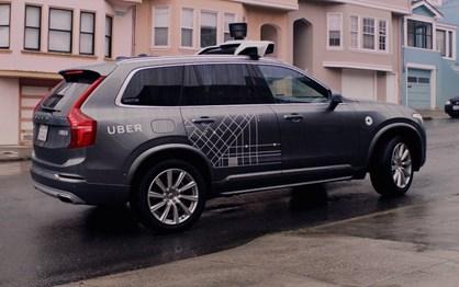 Uber vai comprar 24 mil carros à Volvo