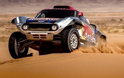 "Mini vai atacar o Dakar com o seu primeiro ""buggy""!"