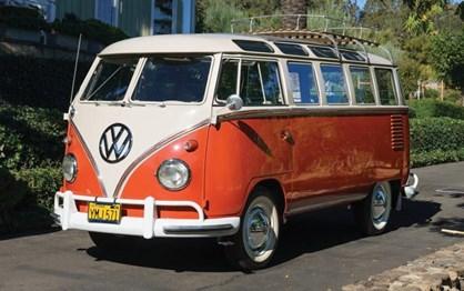 """Volkswagen """"pão de forma"""" pode arrecadar 200 mil euros em leilão"""