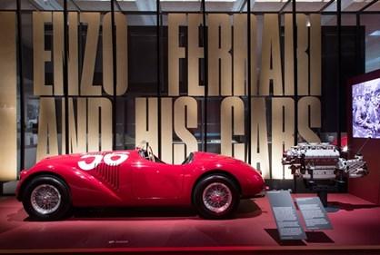 A não perder! Exposição única da Ferrari em Londres, até Abril