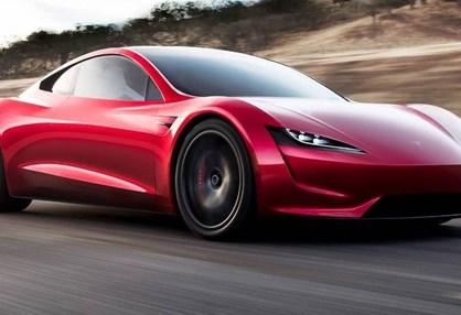 """Tesla renasceu o Roadster para """"rebentar"""" com tudo e todos"""