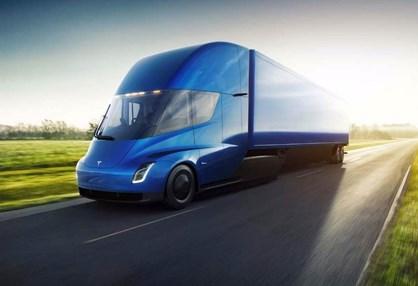 """Com um camião TIR, a Tesla entra no """"mundo real""""!"""